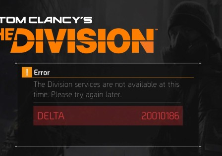 The-Division-Error-Codes