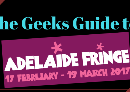 Geeks guide to fringe