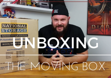 Unboxing the moving box