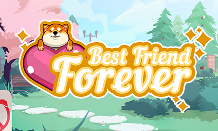 Best Friend Forever Banner